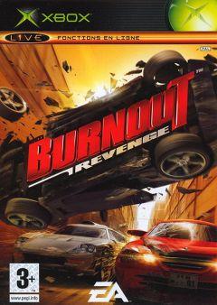 Jaquette de Burnout : Revenge Xbox