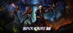 Jaquette de Black Future '88 PC