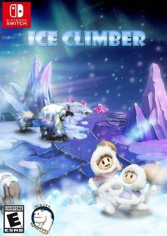 Jaquette de Ice Climber Nintendo Switch