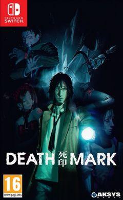 Jaquette de Death Mark Nintendo Switch