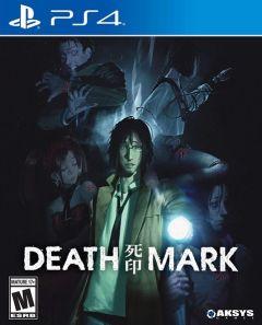 Jaquette de Death Mark PS4