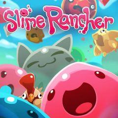 Jaquette de Slime Rancher PS4
