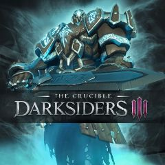 Jaquette de Darksiders III : The Crucible PS4