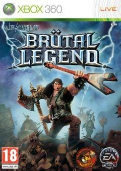 Jaquette de Brütal Legend Xbox 360