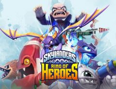 Jaquette de Skylanders Ring of Heroes iPhone, iPod Touch