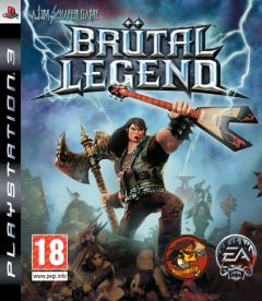 Jaquette de Brütal Legend PlayStation 3