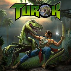 Jaquette de Turok : Dinosaur Hunter Nintendo Switch