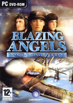 Jaquette de Blazing Angels : Squadrons of WWII PC