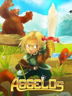 Jaquette de Aggelos PS4