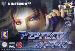 Jaquette de Perfect Dark Nintendo 64