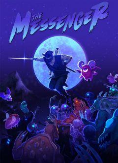 Jaquette de The Messenger PS4