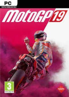 Jaquette de MotoGP 19 PC