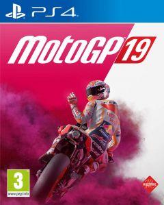 Jaquette de MotoGP 19 PS4