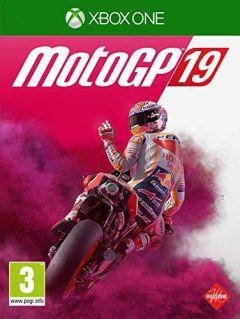Jaquette de MotoGP 19 Xbox One