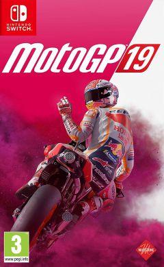 Jaquette de MotoGP 19 Nintendo Switch