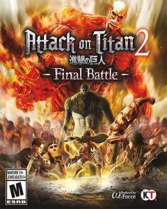 Jaquette de Attack on Titan 2 : Final Battle PC