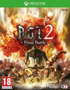 Jaquette de Attack on Titan 2 : Final Battle Xbox One