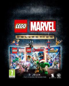 Jaquette de LEGO Marvel Collection PS4