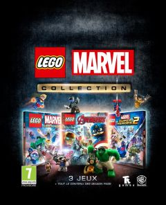 Jaquette de LEGO Marvel Collection Xbox One