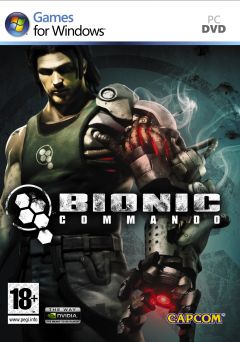 Jaquette de Bionic Commando PC