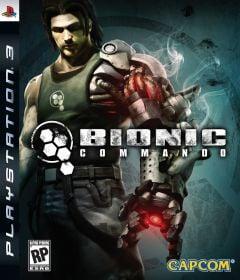 Jaquette de Bionic Commando PlayStation 3