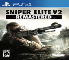 Jaquette de Sniper Elite V2 Remastered PS4