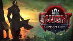 Jaquette de Gwent : The Witcher Card Game - Crimson Curse PS4