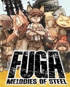 Jaquette de Fuga Melodies of Steel Nintendo Switch