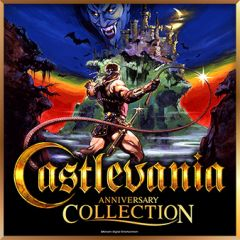 Jaquette de Castlevania Anniversary Collection Nintendo Switch