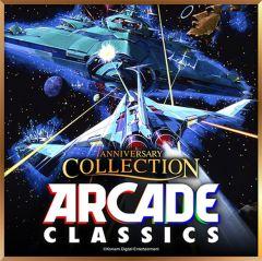 Jaquette de Konami Anniversary Collection : Arcade Classics Nintendo Switch
