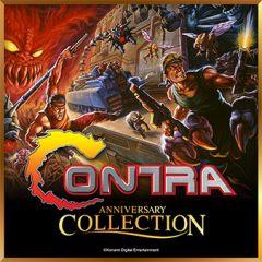 Jaquette de Contra Anniversary Collection PC