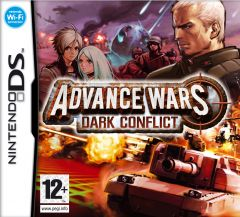 Jaquette de Advance Wars : Dark Conflict DS