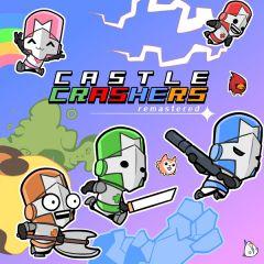 Jaquette de Castle Crashers Remastered PS4