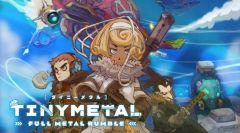 Jaquette de Tiny Metal : Full Metal Rumble Nintendo Switch