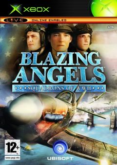 Jaquette de Blazing Angels : Squadrons of WWII Xbox