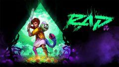 Jaquette de RAD Xbox One