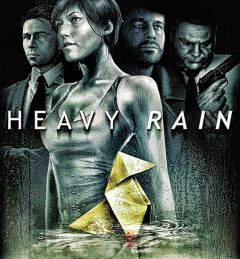 Jaquette de Heavy Rain PC