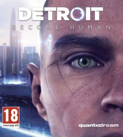 Jaquette de Detroit : Become Human PC