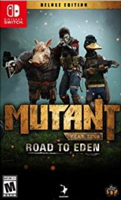 Jaquette de Mutant Year Zero : Road to Eden Nintendo Switch