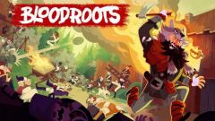 Jaquette de BloodRoots PS4