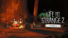 Jaquette de Life is Strange 2 : Episode 3 - Wastelands PS4