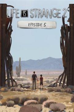 Jaquette de Life is Strange 2 - Episode 5 : Wolves PS4