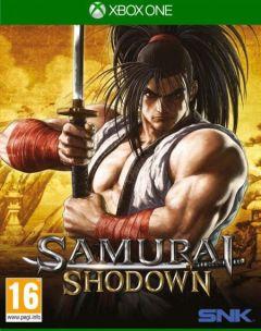 Jaquette de Samurai Shodown Xbox One