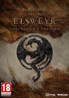 Jaquette de The Elder Scrolls Online : Elsweyr PC