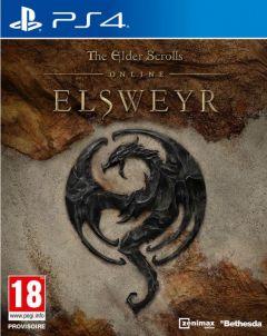 Jaquette de The Elder Scrolls Online : Elsweyr PS4
