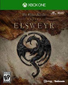 Jaquette de The Elder Scrolls Online : Elsweyr Xbox One