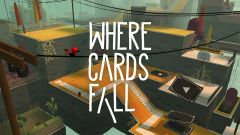 Jaquette de Where Cards Fall iPhone, iPod Touch