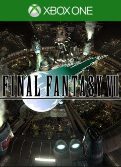 Jaquette de Final Fantasy VII Xbox One