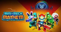 Jaquette de Mini-Mech Mayhem PlayStation VR