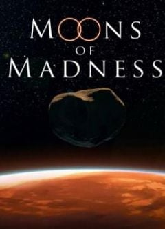 Jaquette de Moons of Madness PC